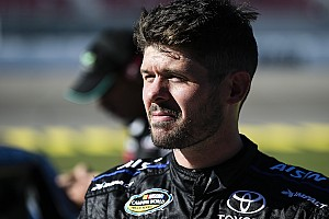 NASCAR Truck Breaking news After best season yet, Ryan Truex now looking for a job