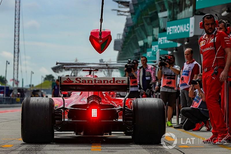 Ferrari, Vettel'in motor değişikliğinin hata olmadığından emin