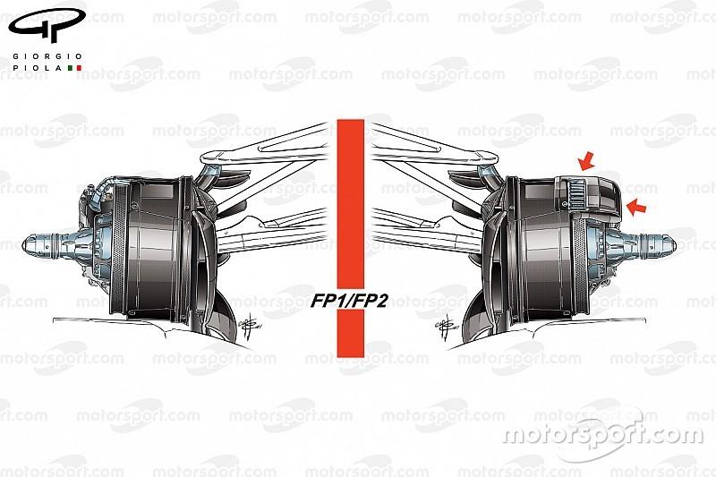 Tech analyse: Heeft Mercedes het opwarmen van de banden eindelijk onder controle?