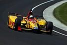 IndyCar Hunter-Reay fue el mejor en calificación del 10 al 33 de Indy 500