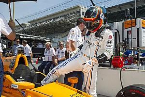 IndyCar Новость Алонсо признался в неготовности к Indy 500
