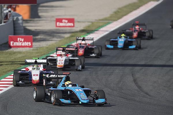 GP3 Breaking news GP3 drivers hail