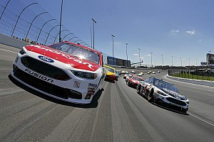 NASCAR Cup Breaking news Bad pit stop derails Ryan Blaney's chance at first Cup victory