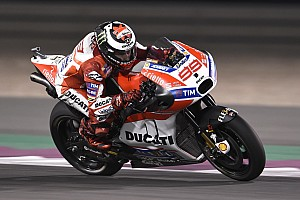 """MotoGP Noticias Lorenzo: """"Adelantar la carrera dos horas creo que es lo ideal aquí"""""""