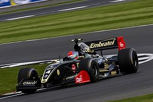 Formula V8 3.5 Gara Pietro Fittipaldi tiene a bada Orudzhev e centra il successo in Gara 1