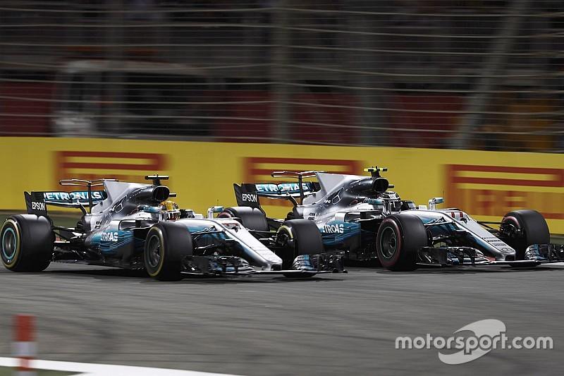 """Bottas, sobre las órdenes de Mercedes: """"Lo peor que se puede escuchar"""""""