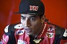 Turun kelas di Moto2, Hernandez: Mulai dari awal lagi