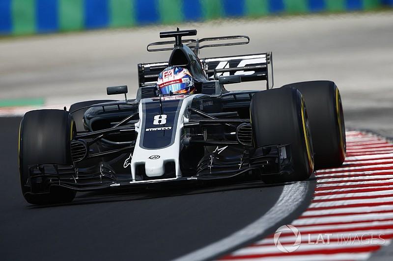 F1 2017: Magnussen zwingt Grosjean, seine Komfortzone zu verlassen