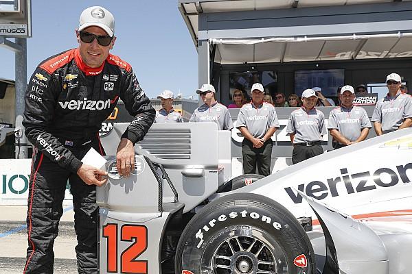IndyCar Iowa: Power verslaat Hildebrand voor de pole