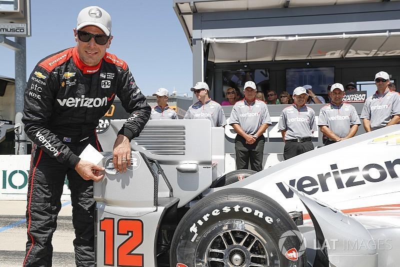 Power toma la pole en Iowa y Gutiérrez en 18º; Muñoz en 21