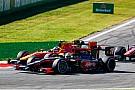 F2 Merhi correrá con Rapax en Abu Dhabi