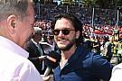 Havas Jon nagyon élvezte az Olasz Nagydíjat a helyszínen