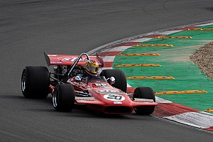 Vintage Breaking news Driver dies after Historic F1 crash at Zandvoort