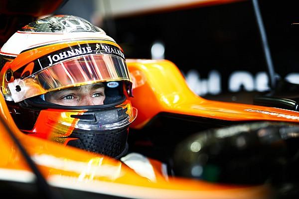 """Formule 1 Nieuws Probleemloze dag voor Vandoorne: """"We kunnen een stapje maken"""""""