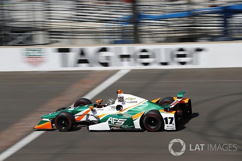 Бывший пилот GP2 Биндер дебютирует в IndyCar