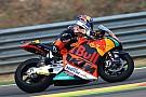 Moto2 Miguel Oliveira ferma la striscia di pole di Pasini ad Aragon
