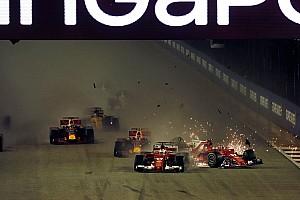 Fórmula 1 Noticias Vettel, Räikkönen y Verstappen liberados de culpa del accidente