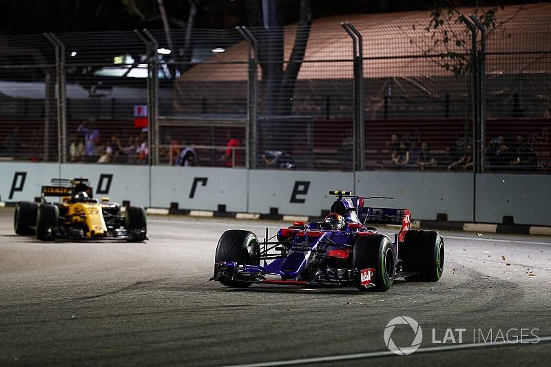 Sainzot lenyűgözi a Renault fejlődése