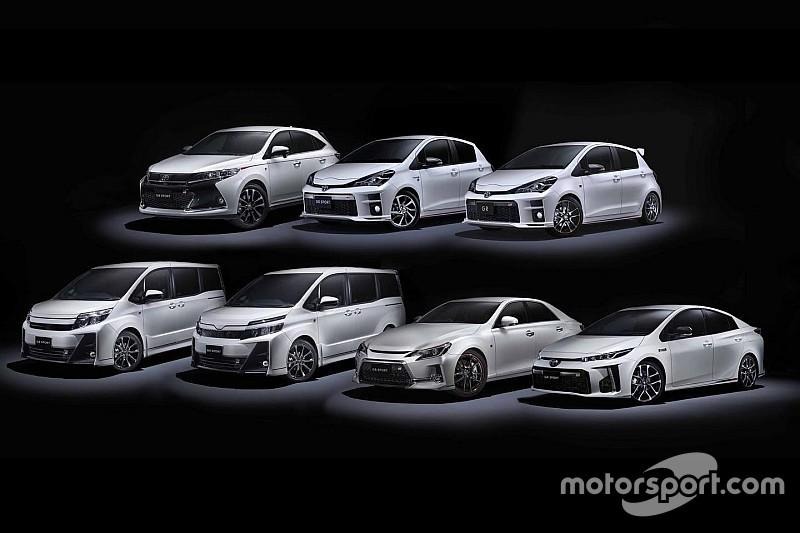 Nueva gama de deportivos Toyota
