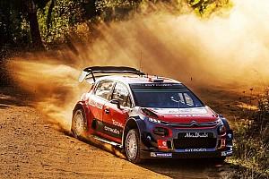 WRC Test Citroen: Loeb ha iniziato i test su sterrato con la C3 nei pressi di Barcellona