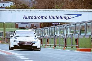 WTCC Test La Honda conclude i test a Vallelunga, sorprende e cresce Michigami