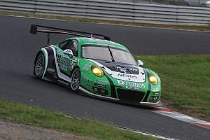 スーパー耐久 予選レポート フェラーリ最速も燃料違反でタイム抹消。ポールはD'station Porsche