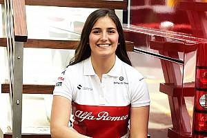 Formula 1 Röportaj Calderon: GP3'e hazır olmaya çalışıyorum