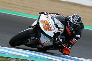 Moto2 Laporan tes Tes Moto2 Jerez: Lowes-Lecuona tampil dominan