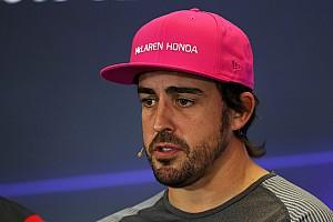 Alonso dice que su acuerdo con McLaren es