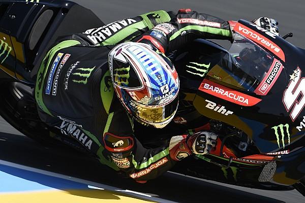 MotoGP Réactions Poncharal : Zarco était