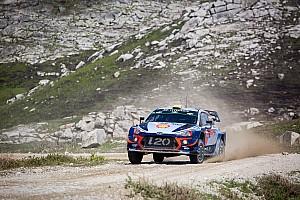 WRC Breaking news Mikkelsen believes he's overcome