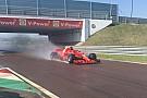 Formel 1 Reifentests: Giovinazzi und Kwjat erstmals im neuen Ferrari