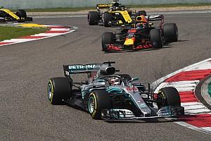 Fórmula 1 Noticias Hamilton no estuvo en su mejor forma en China, dicen en Mercedes