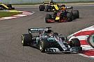 """Mercedes atribui corrida """"desastrosa"""" de Hamilton a pneus"""