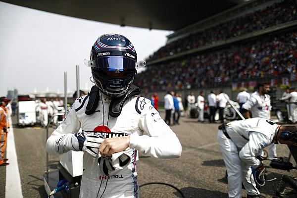 Forma-1 Motorsport.com hírek Videón Stroll szenzációs rajtja a Williamsszel Kínából