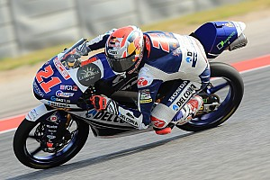 Moto3 Prove libere Jerez, Libere 1: Di Giannantonio detta il ritmo davanti a Martin