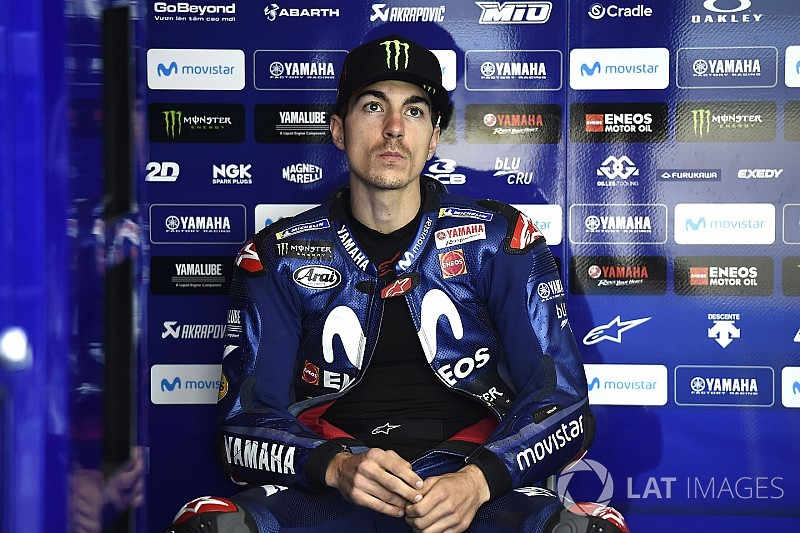 """Vinales not """"obsessed"""" over 11-month win drought"""