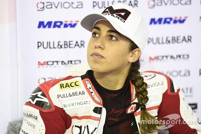 María Herrera sube de categoría y disputará el mundial de Supersport en 2019