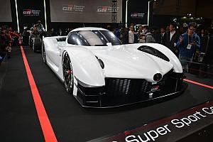 Automotive Breaking news Toyota GR Super Sport Concept, sportscar berbasis TS050 Hybrid