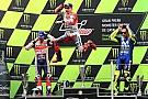 """MotoGP Lorenzo comemora: """"incrível como mudamos tão rápido"""""""
