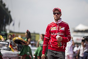 F1 Noticias de última hora Presidente de Ferrari espera un Vettel