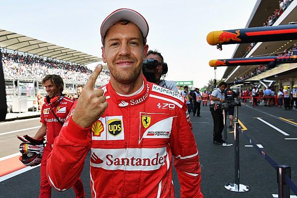 Формула 1 Формула 1 «вручила» Оскар Феттелю
