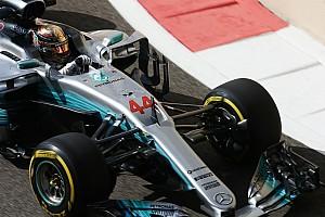 Гран Прі Абу-Дабі: Хемілтон побив рекорд траси у другій практиці