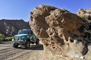 Dakar Nieuws Van Genugten dankt derde dagzege aan snelheid van Iveco Powerstar