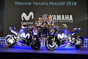 MotoGP Diaporama Photos - La Yamaha YZR-M1 2018 en images
