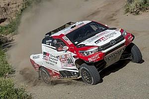 """Dakar Noticias de última hora Toyota: """"No poder ganar este Dakar ha sido duro"""""""