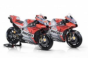 MotoGP Actualités Ducati présente sa moto et ses ambitions pour 2018