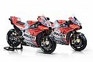 MotoGP Ducati reveals 2018 MotoGP livery