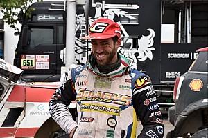 Maurizio Gerini vince la classe Marathon alla prima apparizione alla Dakar!