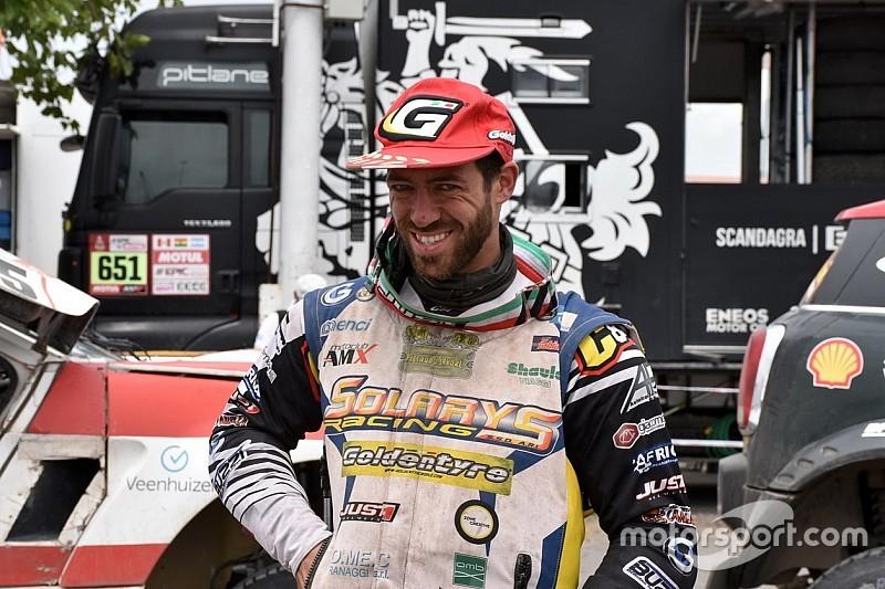 Gerini vince la classe Marathon alla prima apparizione alla Dakar!
